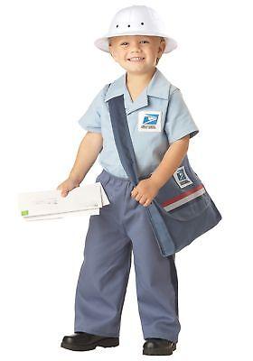 Toddler Mailman Costume (Toddler Mr. Postman Costume)