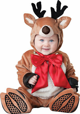 Rentier Rudolph Kleinkind Baby Kostüm Weihnachten Antlers Foto Opp Holiday (Kleinkind Rentier Kostüm)