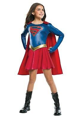 SUPERGIRL TV COSTUME FOR GIRLS SIZE XL (14-16)  - missing cape](Supergirl Costume For Girls)