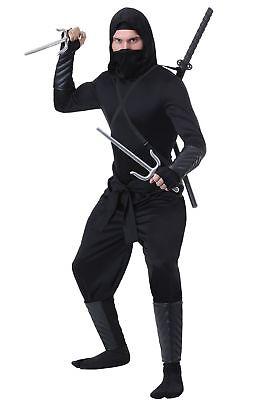 Adult Stealth Shinobi Ninja Costume](Ninja Stealth Costume)