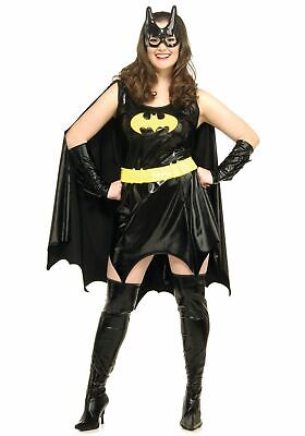 Rubies Secret Wishes Plus Size Batgirl Halloween Costume, - Batgirl Kostüme Plus
