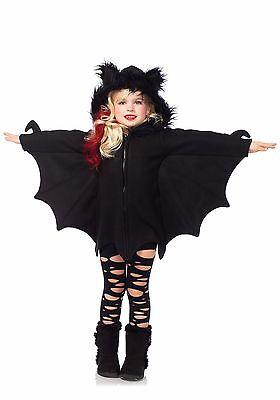 Leg Avenue Gemütlich Fledermausflügel Ärmel Kinder Mädchen Kleid Kinder