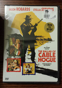 The Ballad of Cable Hogue (DVD, 2006) Rare and OOP! BRAND NEW!