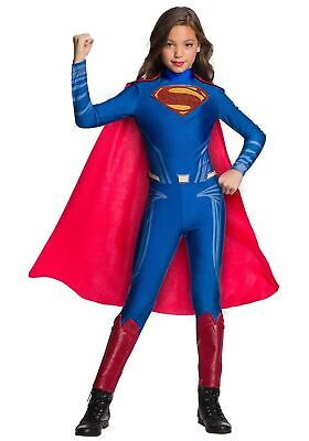 DC Girl Superman Jumpsuit](Superman Girl Costumes)