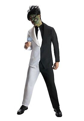 ADULT TWO-FACE BATMAN VILLAIN COSTUME SIZE XL (with defect)](Two Face Adult Costume)