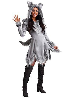 Costume Women's - Womens Wolf Kostüme