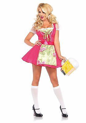 Beer Garden Gretel Costume for Women (all sizes) New by Leg Avenue 85219 Leg Avenue Garden