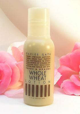 New Davies Gate Whole Wheat Body Lotion Seeds & Grains Collection  1.7 fl - Lotion Davies Gate