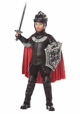 California Costumes Collections 00389 Child The Black Knight - Black Knight Costumes