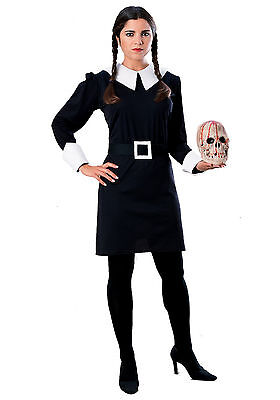 Wednesday Addams Adult Costume (Wednesday Addams - The Addams Family Adult Female)