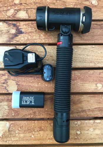 SeaLife SL6740 Sea Dragon 2300 Auto UW Photo-Video Light Head