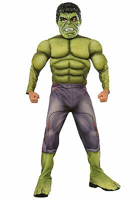 Avengers - Age of Ultron - Hulk Child Muscle Costume](Baby Hulk Costumes)