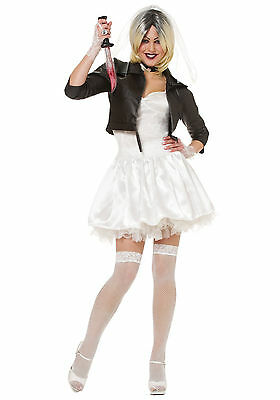 Bride of Chucky - Tiffany - Adult Costume - Bride Of Chucky Costumes