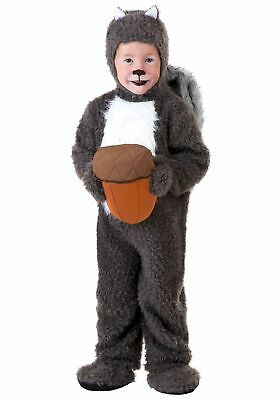 Toddler Squirrel Costume (Toddler Squirrel Costume)