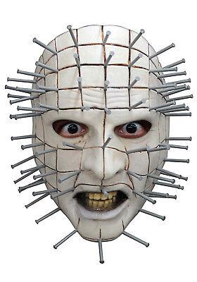 Hellraiser III - Pinhead Adult Mask - Hellraiser Pinhead Mask