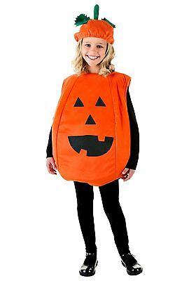 Kids Pumpkin Costumes (KIDS PUMPKIN COSTUME SIZE XS and)