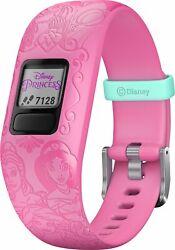 Garmin - vvofit jr. 2 Activity Tracker - Ariel, Rapunzel, Belle, Mulan & Jas...