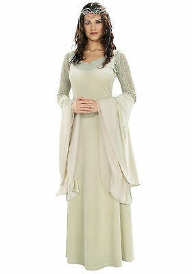 Lord of the Rings - Arwen Queen Deluxe Adult Costume (Lord Of The Rings Queen Arwen)