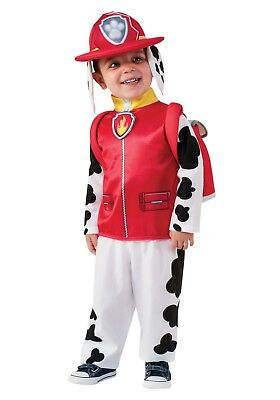 Rubie's Paw Patrol Kids Marshall Halloween Costume Toddler 2 - 4 For 1-2 Years - Paw Patrol Costumes For Halloween