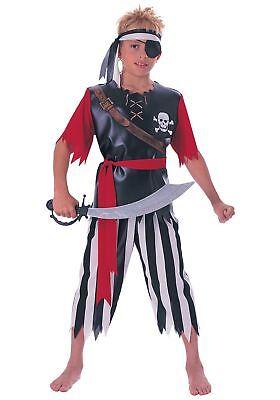 Child Pirate King Costume - Children King Costume