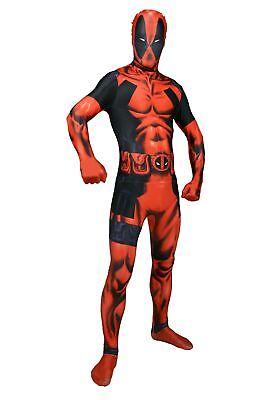 Deadpool - Deadpool Morphsuit Kostüm