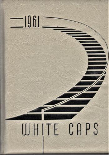 "1961 ""White Caps""- Winston-Salem Memorial Hospital School of Nursing Yearbook +"