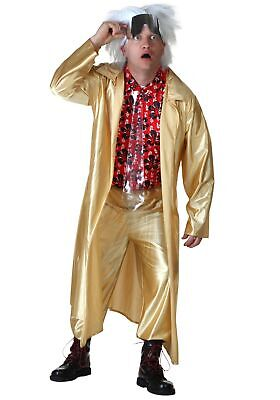 Doc Brown Costume (Plus Size Back to the Future II Doc Brown)