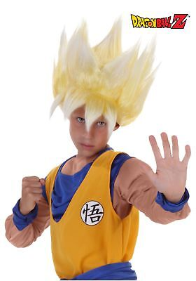 Child Super Saiyan Goku Wig (Super Saiyan Wig)