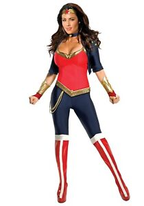Looking for a Wonder Woman or fire woman costume