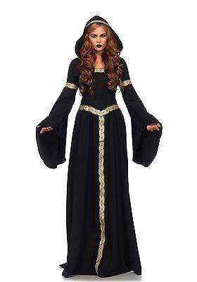 LAG Leg Avenue 85531 Sexy Damen Kostüm Hexe Witch Pagen Witch Gothic Magic - Gothic Witch Kostüm