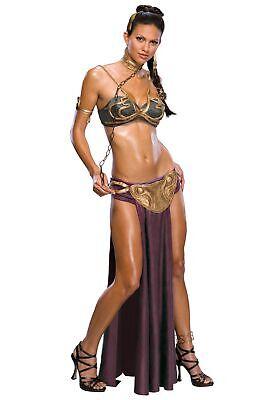 Sexy Adult Princess Leia Slave - Slave Leia Kostüm