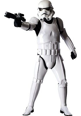 STAR WARS Supreme Edition STORMTROOPER costume SIZE STANDARD (with defect) (Supreme Costume)