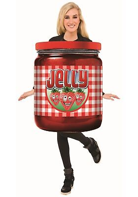 The Adult Jelly Jar Costume