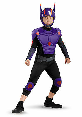 Big Hero 6 Deluxe Hiro Child Boys Costume](Big Kid Costumes)