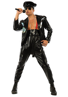 Freddie Mercury - Adult Deluxe Concert Outift Costume](Freddy Mercury Costumes)