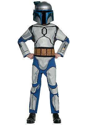 Star Wars Jango Fett Costume ( Star Wars Child's Jango Fett Costume,)