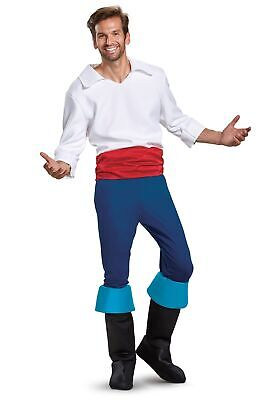 Adult Prince Eric Costume (Prince Eric Deluxe Mens)