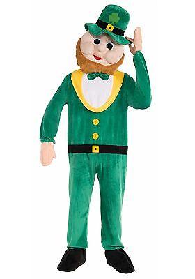 Leprechaun - Mascot Costume - Leprechaun Mascot Costume