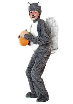 Squirrel Kids Costume (Child Squirrel Costume)