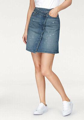 G-Star RAW Jeansrock »Arc Wrap Skirt«, blau. W29. NEU!!! KP 89,90 € SALE gebraucht kaufen  Iserlohn