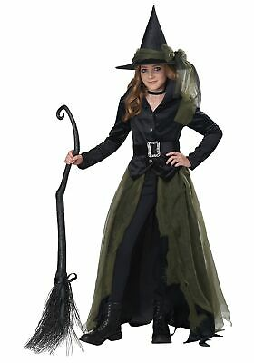 Cool Costume For Girls (Girl's Cool Witch Costume)