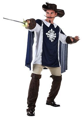 Plus Size Musketeer Costume (Musketeer Costume)