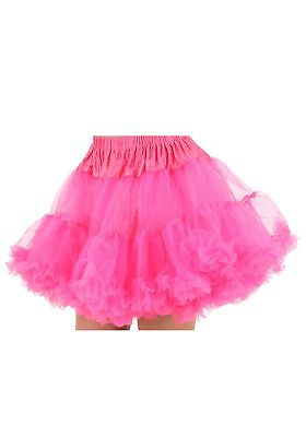 Hot Pink Petticoat (Plus Size Hot Pink Petticoat)