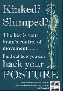 Hack Your Posture (Free intro session) Melbourne CBD Melbourne City Preview