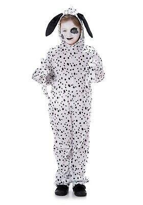 CHILD DALMATIAN COSTUME USED SIZE - Dalmatian Costumes