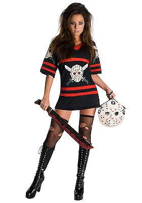 Miss Jason Voorhees Halloween Adult Women - Jason Halloween Costume Women