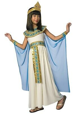 KIDS CLEOPATRA COSTUME SIZE LARGE 12-14 (with defect) - Cleopatra Costume Kid