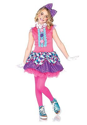 Childs Clown Cutie Costume size XS (4) and Small (6) - Clown Costume Girls