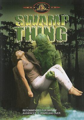DVD Swamp Thing (1982) Adrienne Barbeau Louis Jourdan David Hess Wes Craven dir