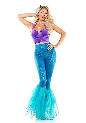 Fantasy Mermaid Costume (Women's Fantasy Mermaid)